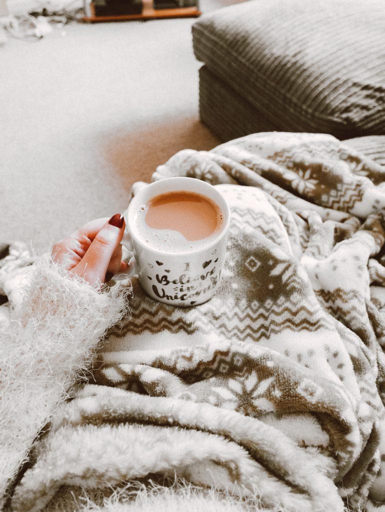 cozy moment